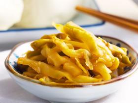 涪陵榨菜增长80%是否能成为另一个海天酱油?