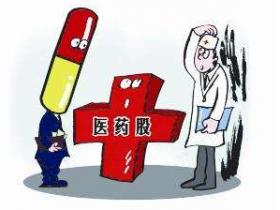 医药行业股票估值便宜吗?