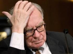股神巴菲特损失28亿上热搜是怎么回事